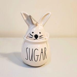 New Rae Dunn Bunny Sugar Jar